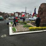 Cérémonie de commémoration du 8 mai 2021