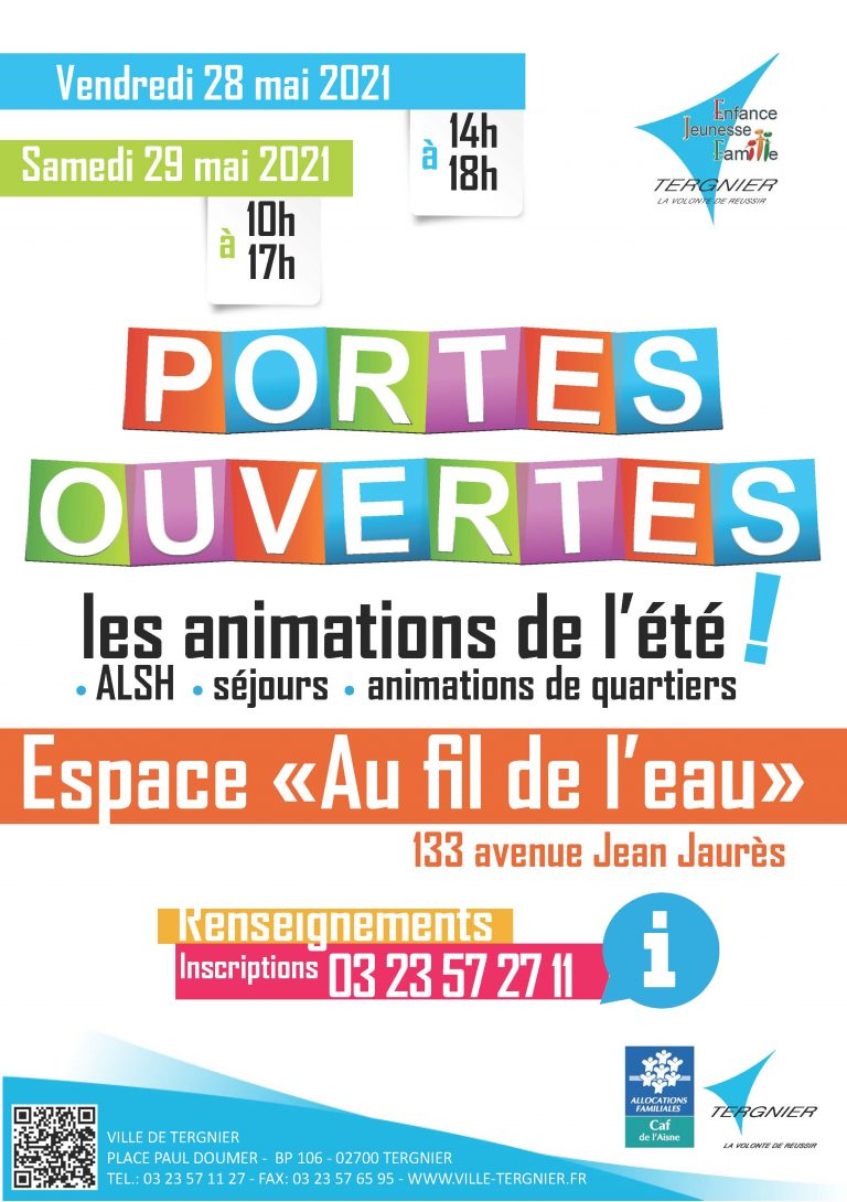 Read more about the article Portes ouvertes