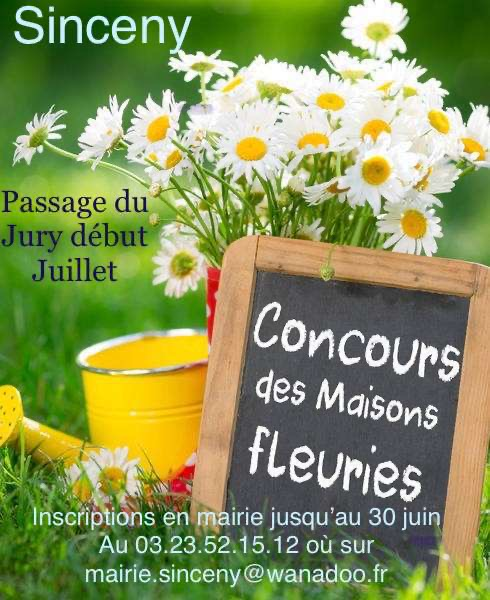 Read more about the article Concours Maison Fleuries