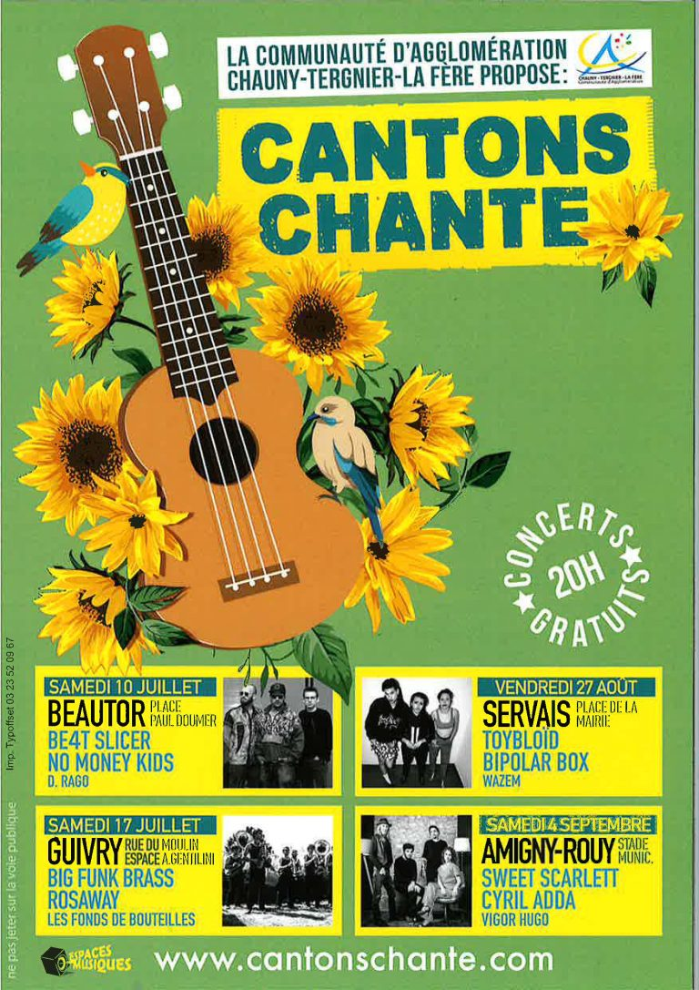 Read more about the article Cantons chante