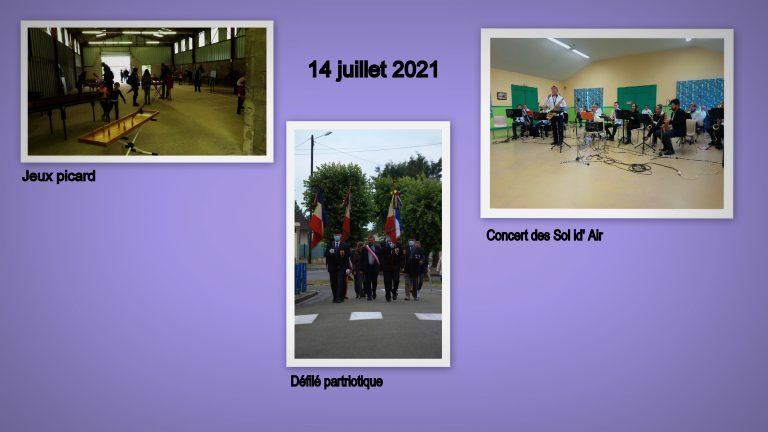 Read more about the article Sinceny en fête