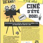 Ciné d'Été 2021!