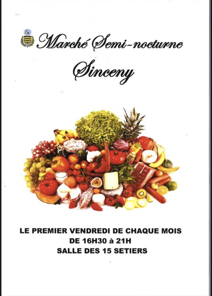 Read more about the article Marché Semi-nocturne