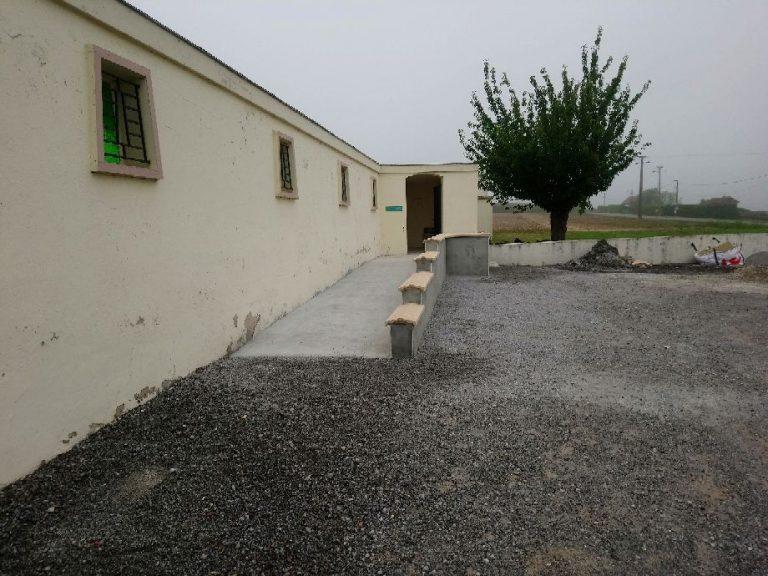 Read more about the article Travaux nouveau cimetière